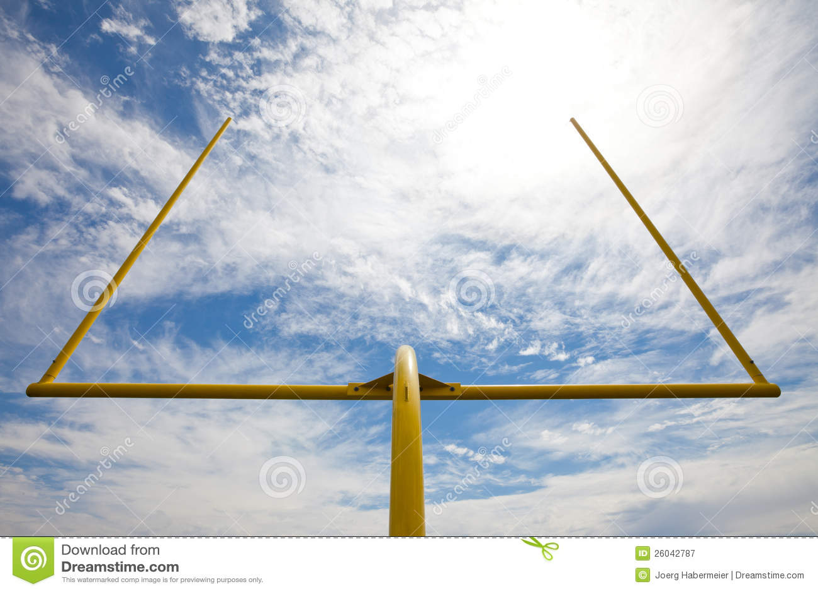 Football Goal Posts - ...