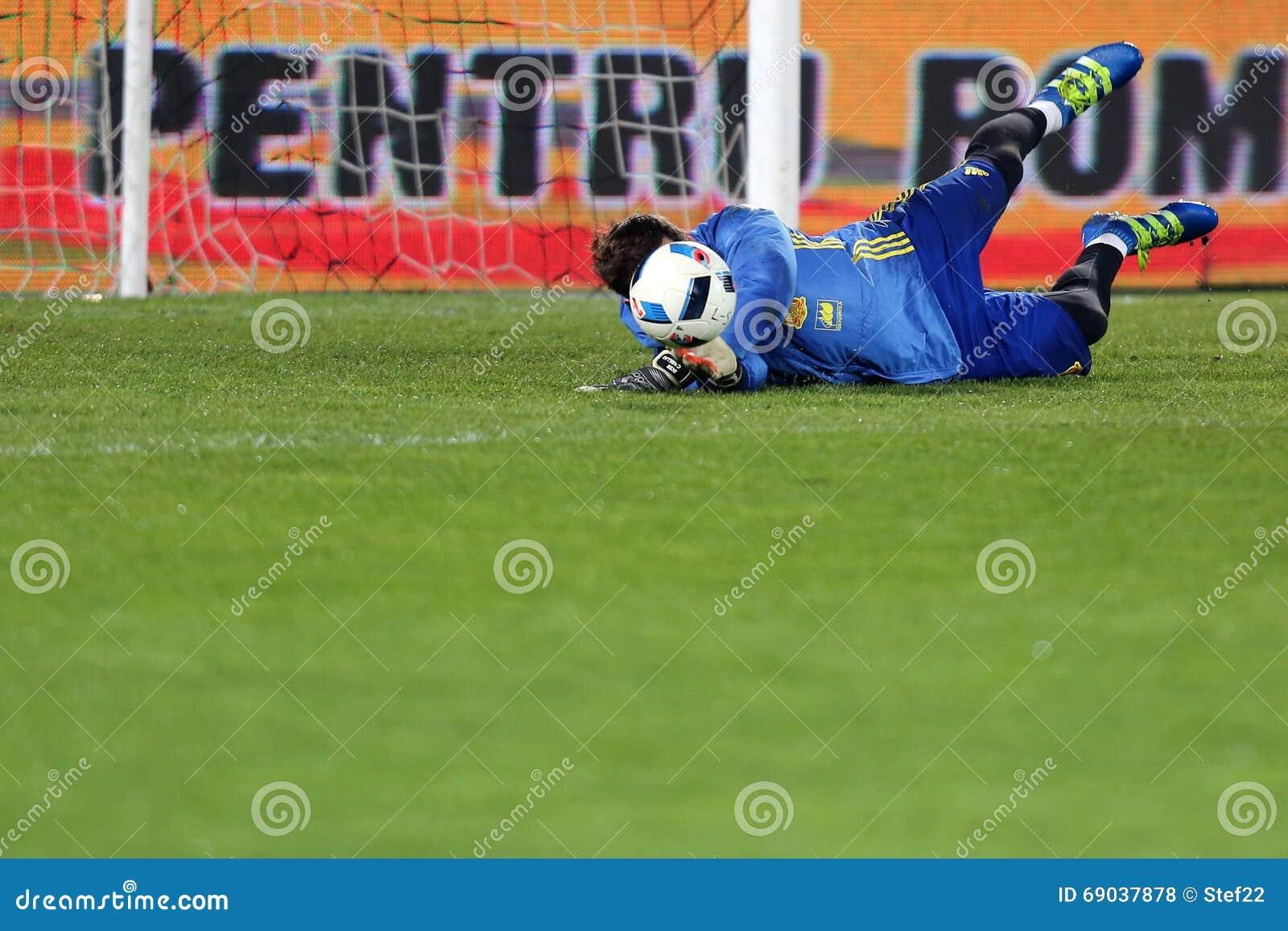 Football goalkeeper - Iker Casillas