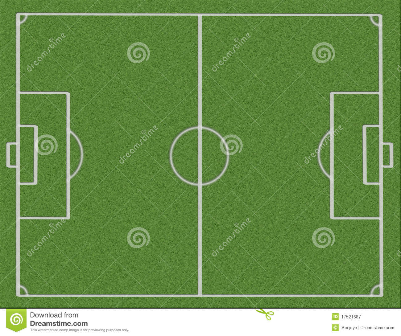football ground royalty free stock photography