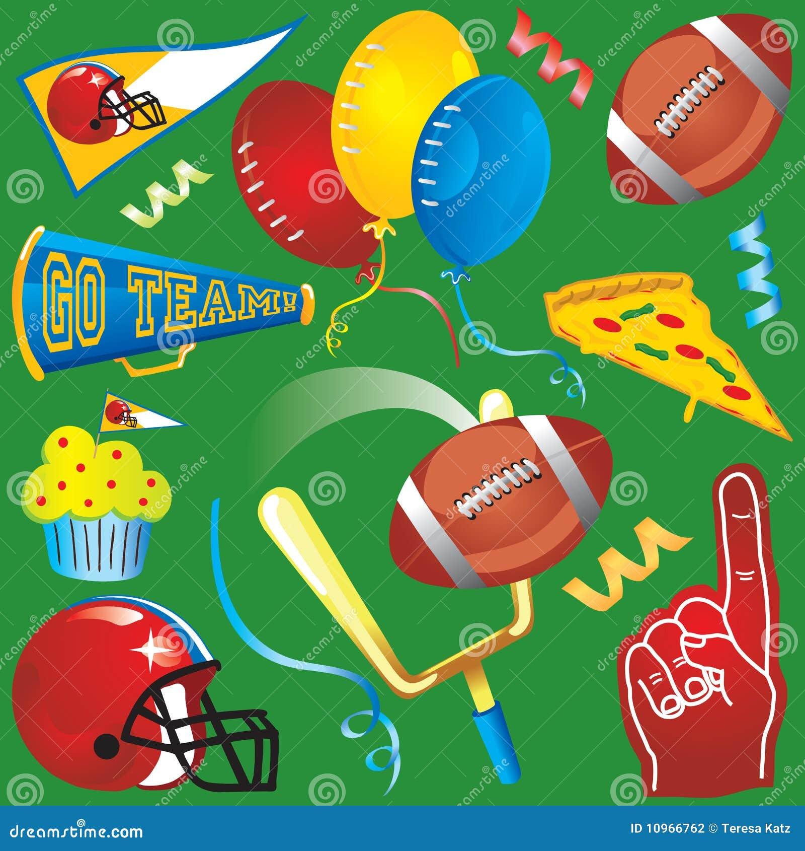 Super Bowl Invitation with adorable invitation ideas