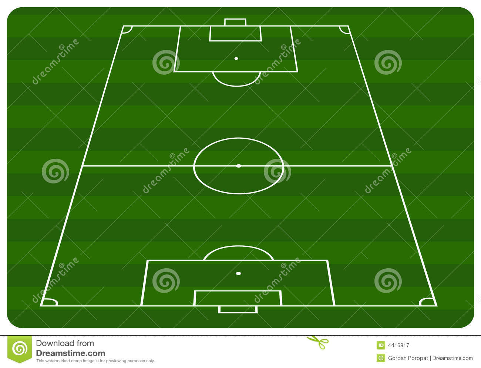 Clipart Football Stadium