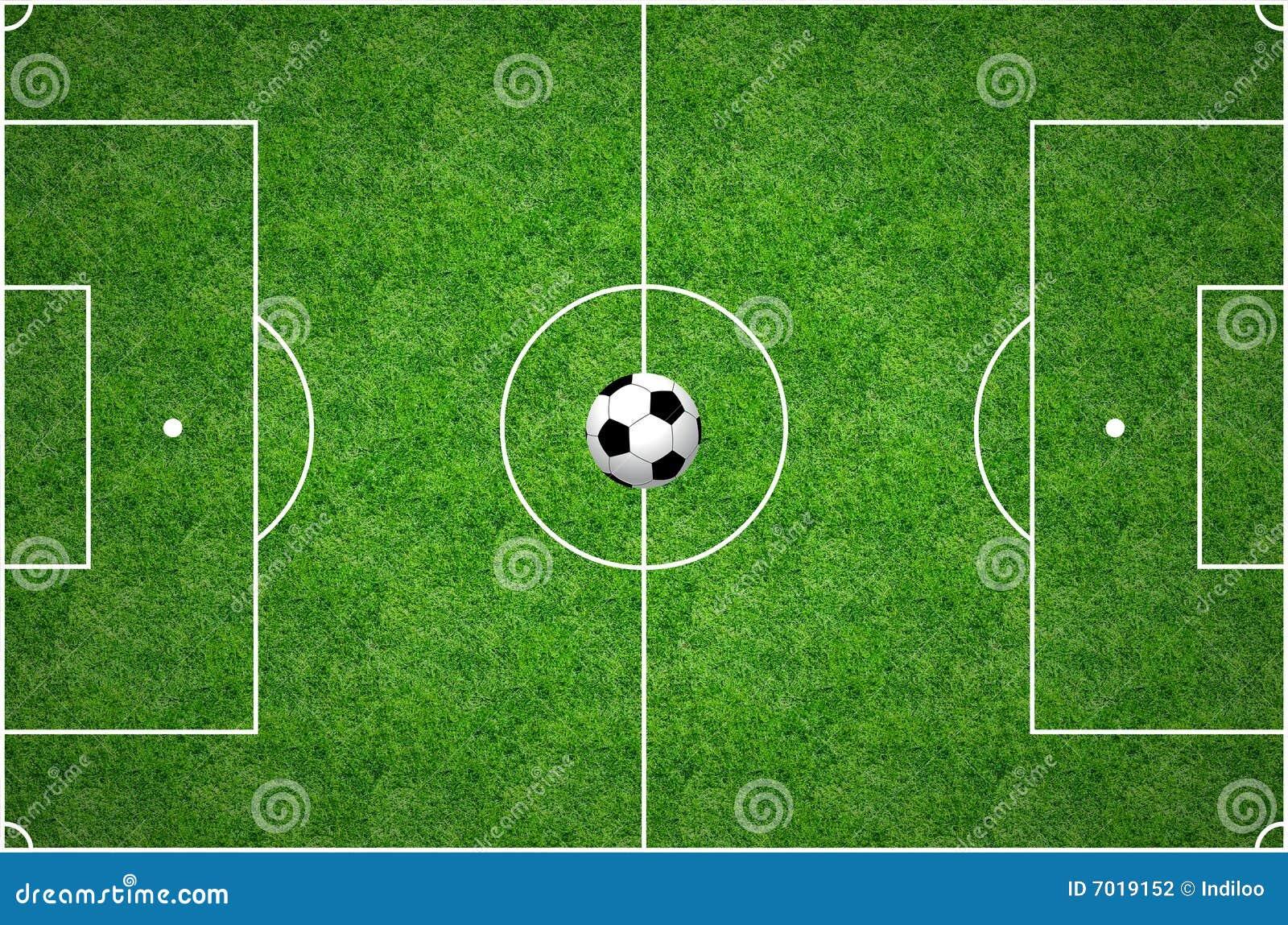 6ae83dac4 Football Pitch stock photo. Image of championship, playing - 7019152