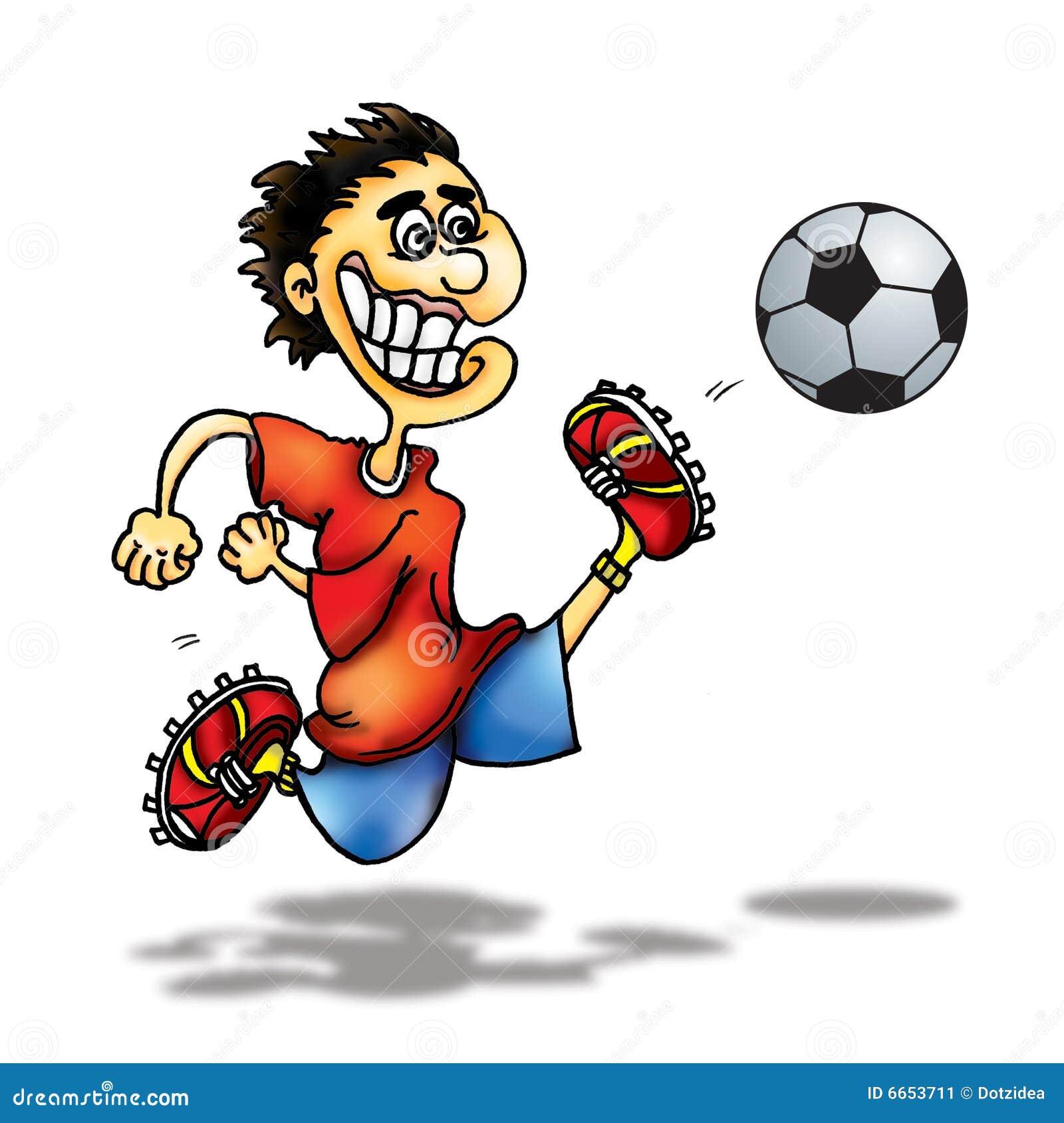 Football Clip Art Image  RoyaltyFree Vector Clipart