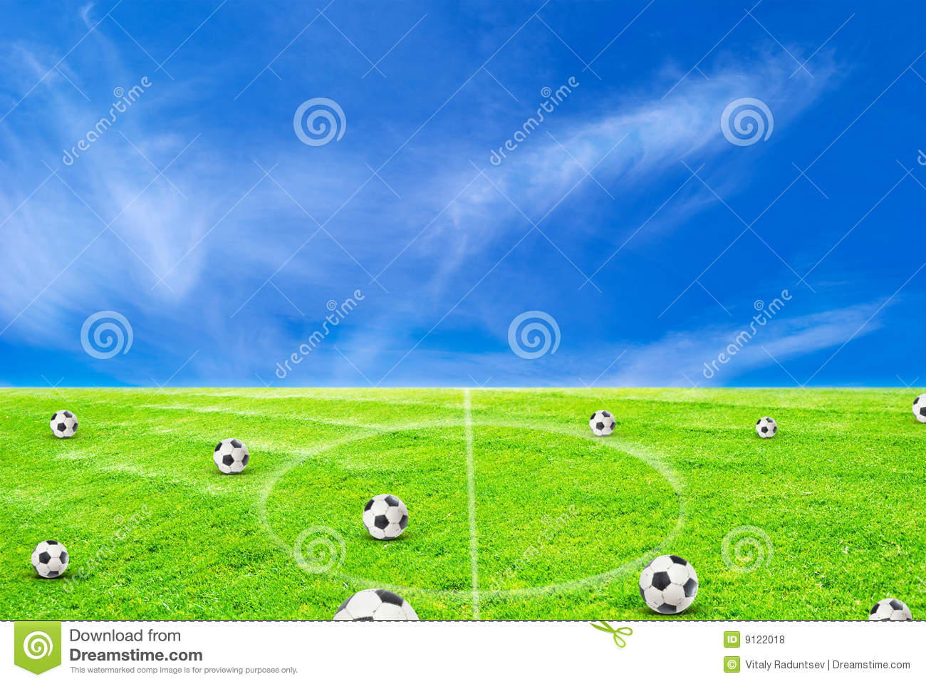 football playground royalty free stock photos