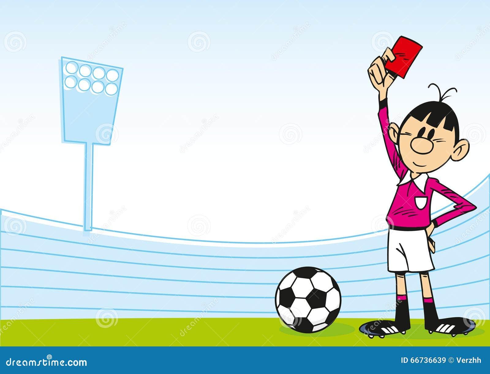 football referee stock vector illustration of authority Football Field Clip Art Football Field Clip Art Free