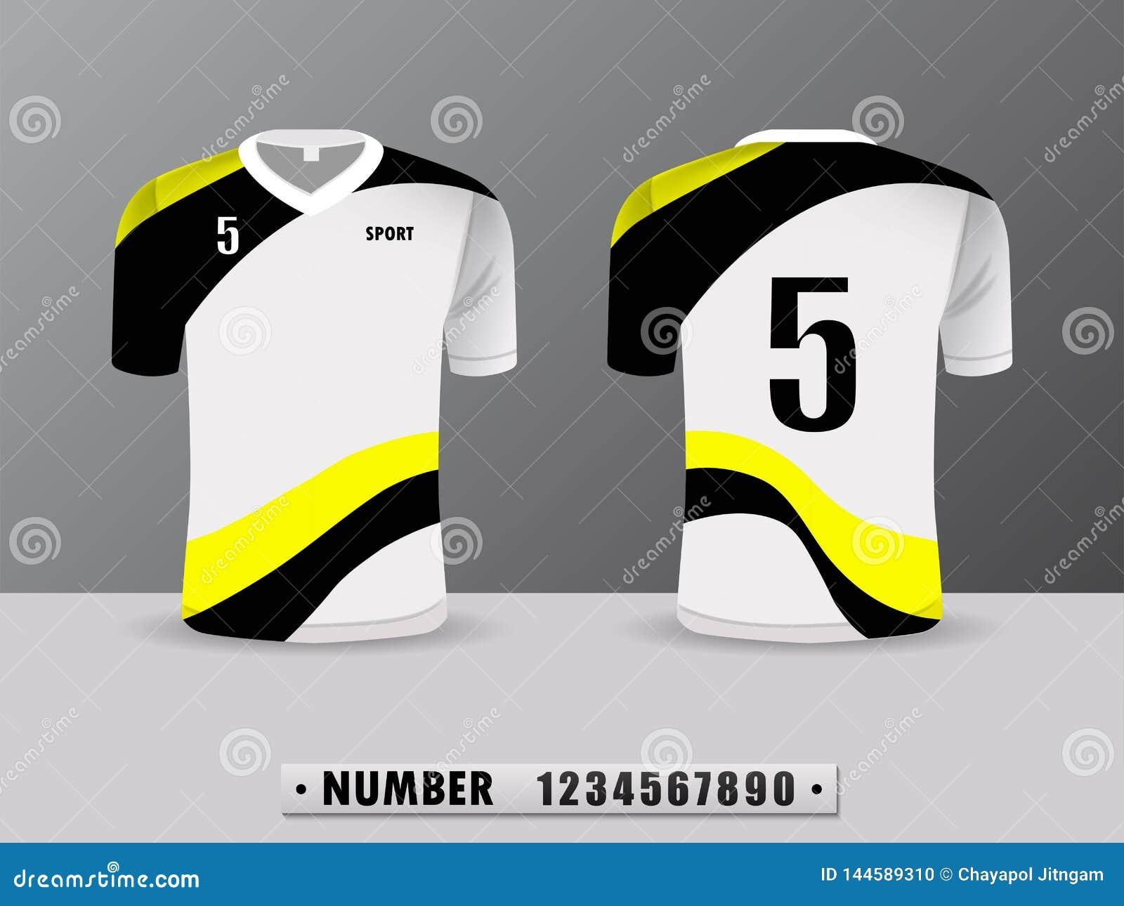 football shirt artwork