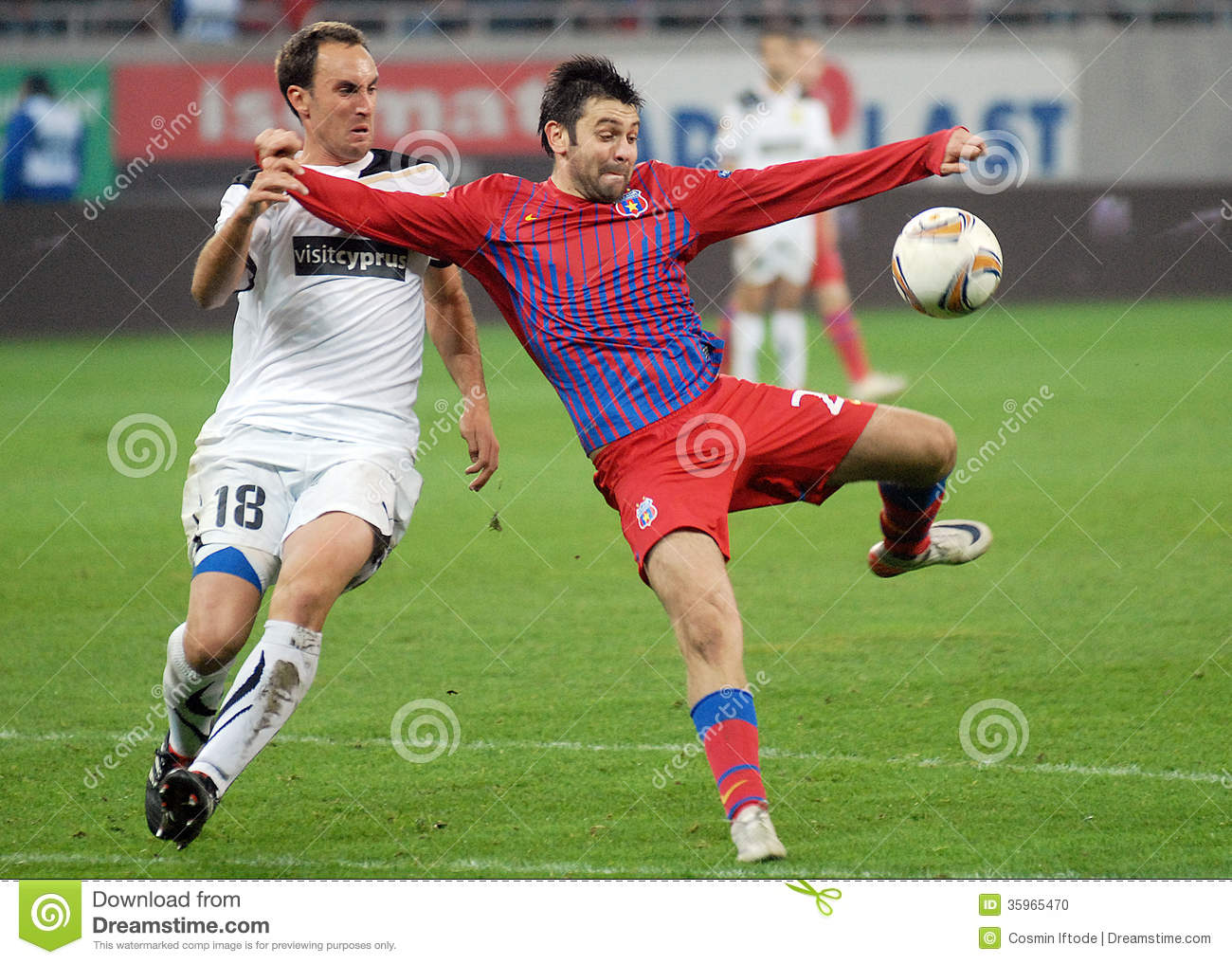 Soccer Players: Football Or Soccer Players Editorial Image. Image Of