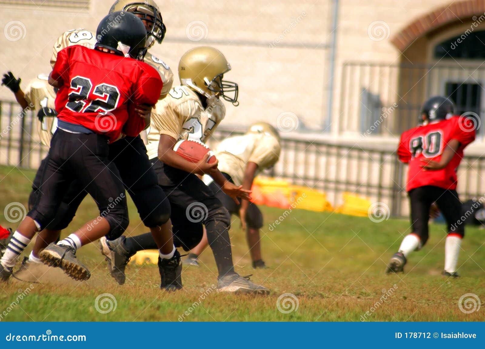 Football1青年时期