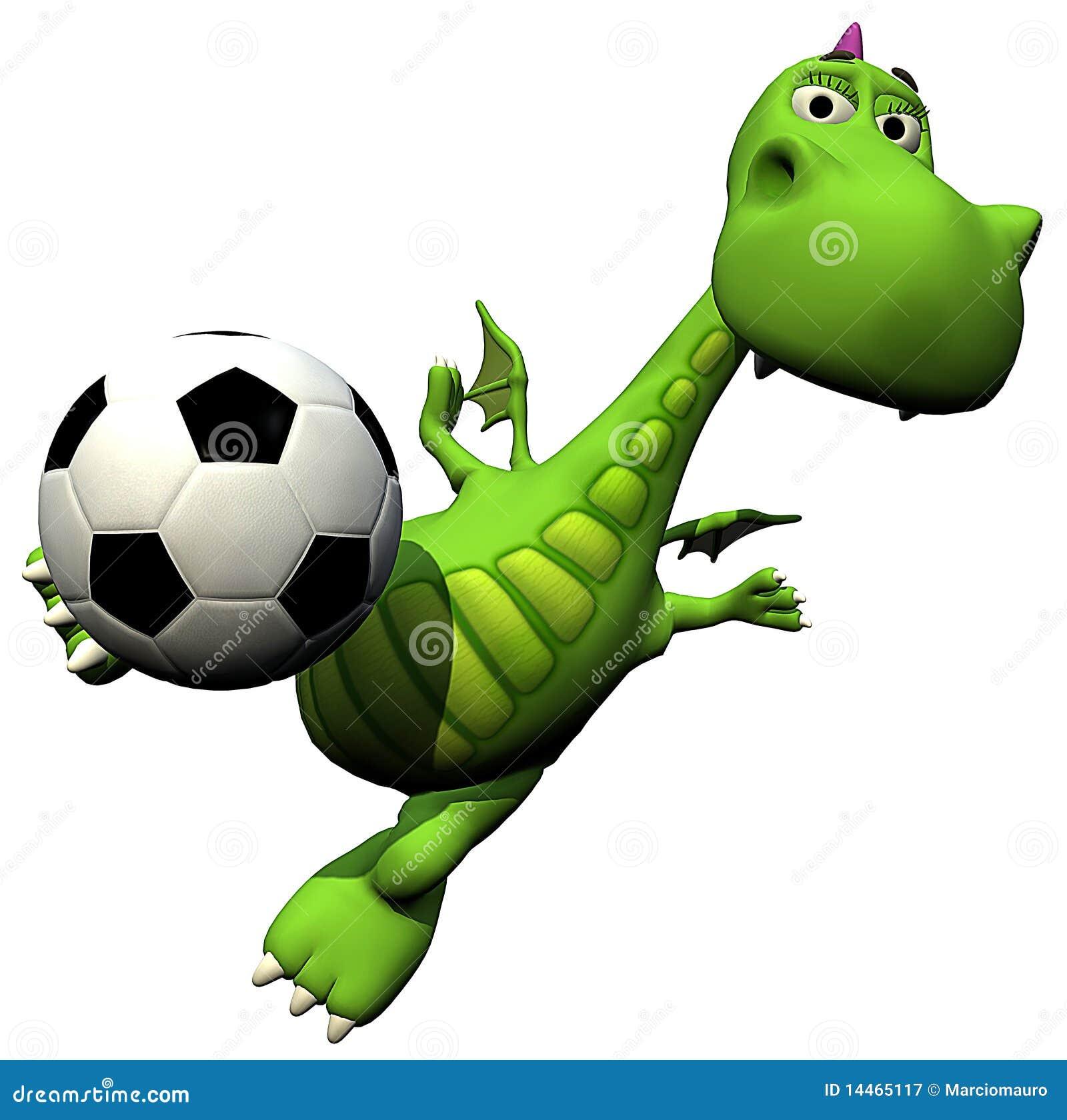 footballer soccer player flying head baby dragon stock illustration image 14465117 football player vector free football player victor cruz