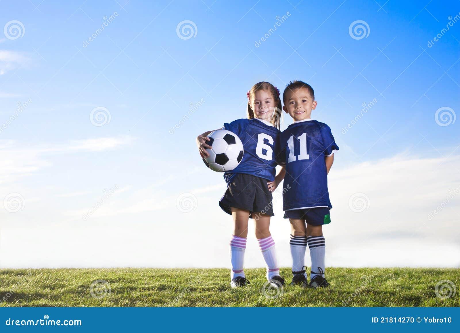 Footballeurs de la jeunesse
