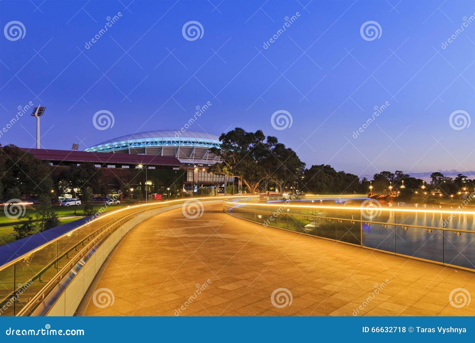 Footbridge ADE северный