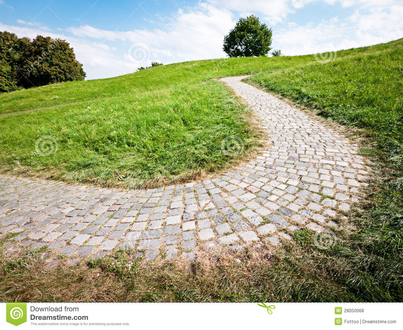 Footpath Royalty Free Stock Photos - Image: 28050068