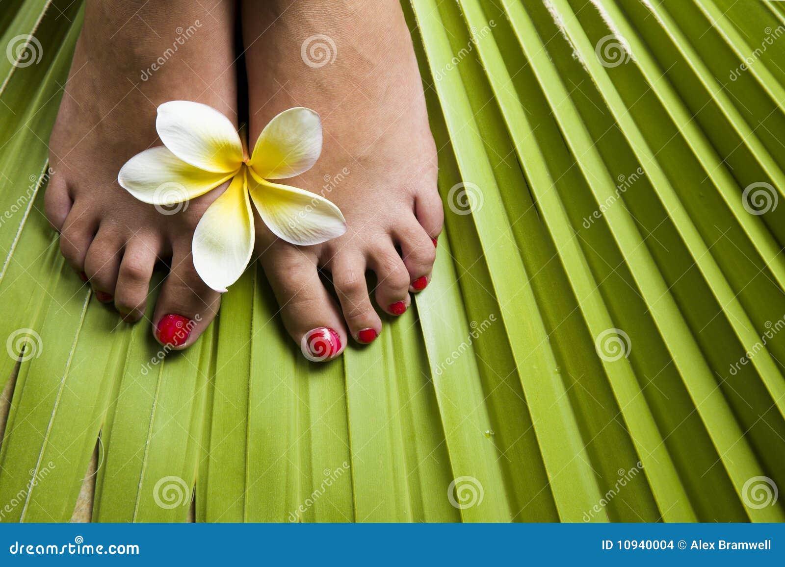 Footspa тропическое