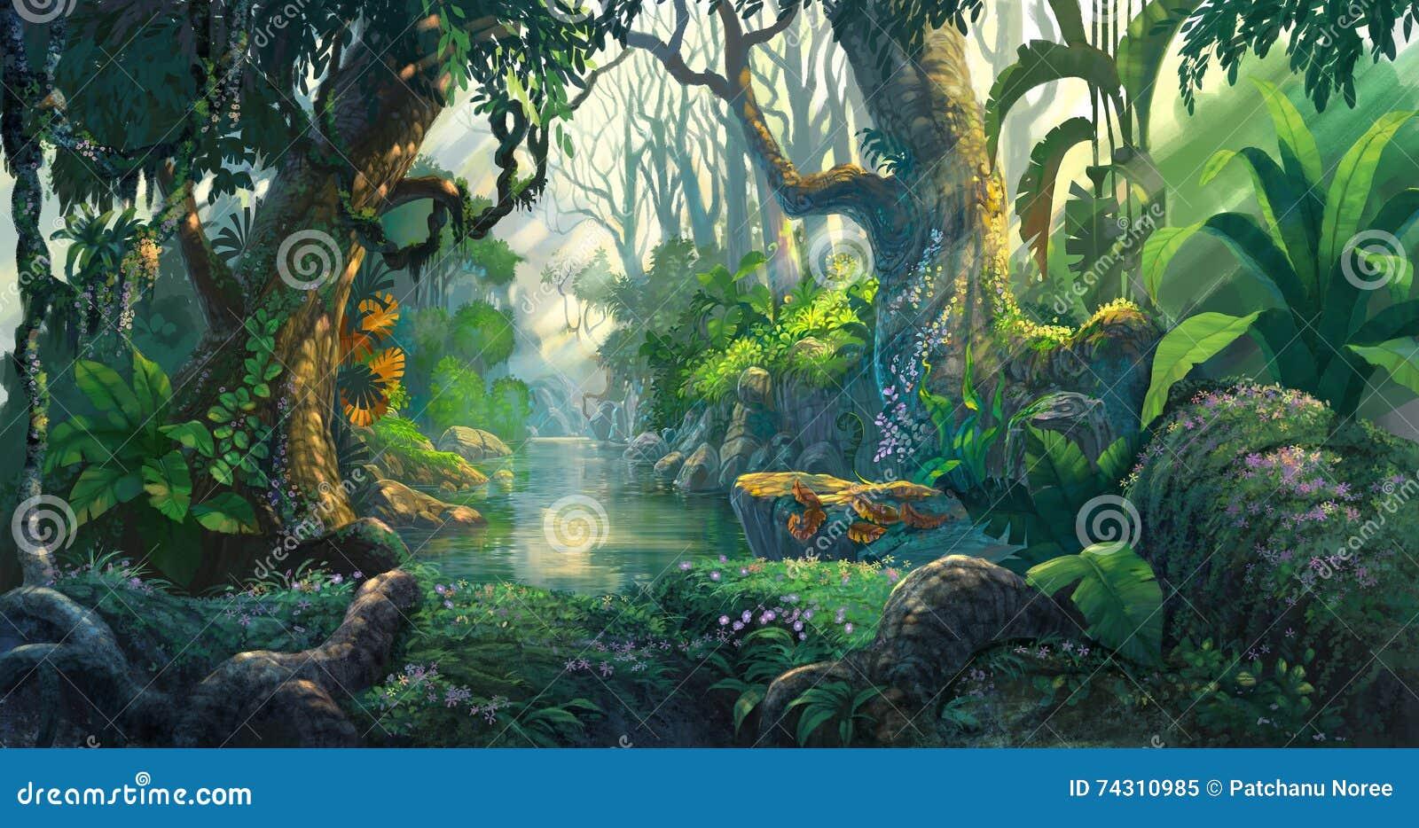 Forêt d imagination