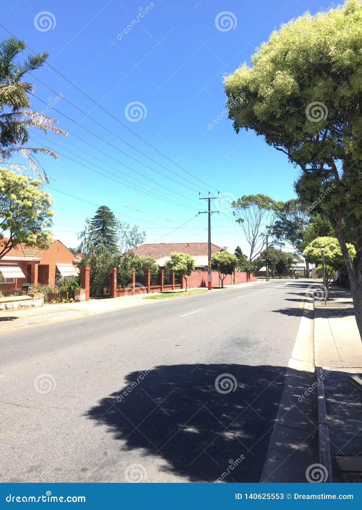 Fora da área habitável em Adelaide