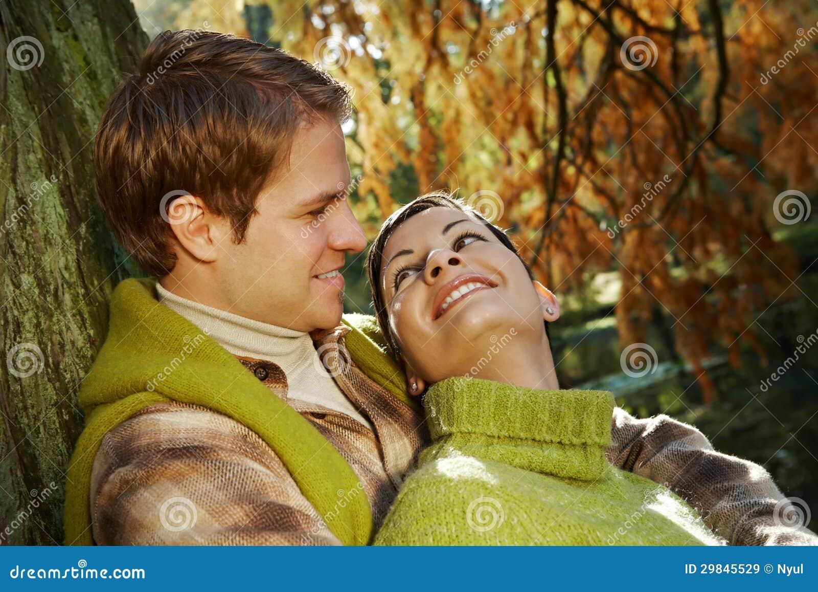 Fora retrato dos pares no amor