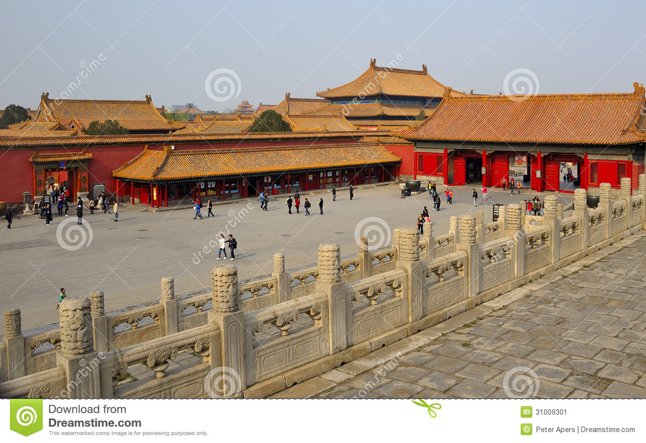 Forbidden City, Пекин