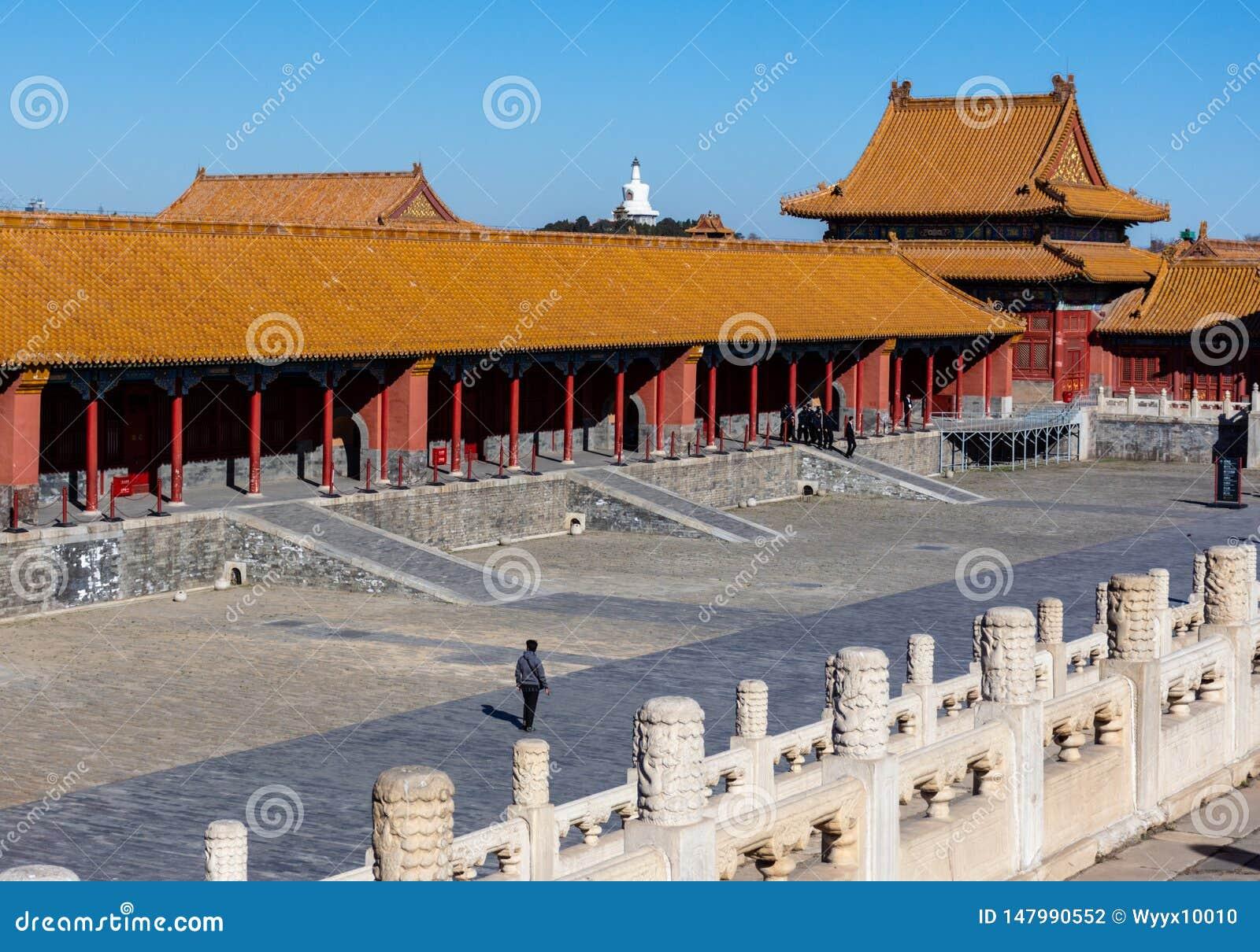 Beijing Palace Museum, China