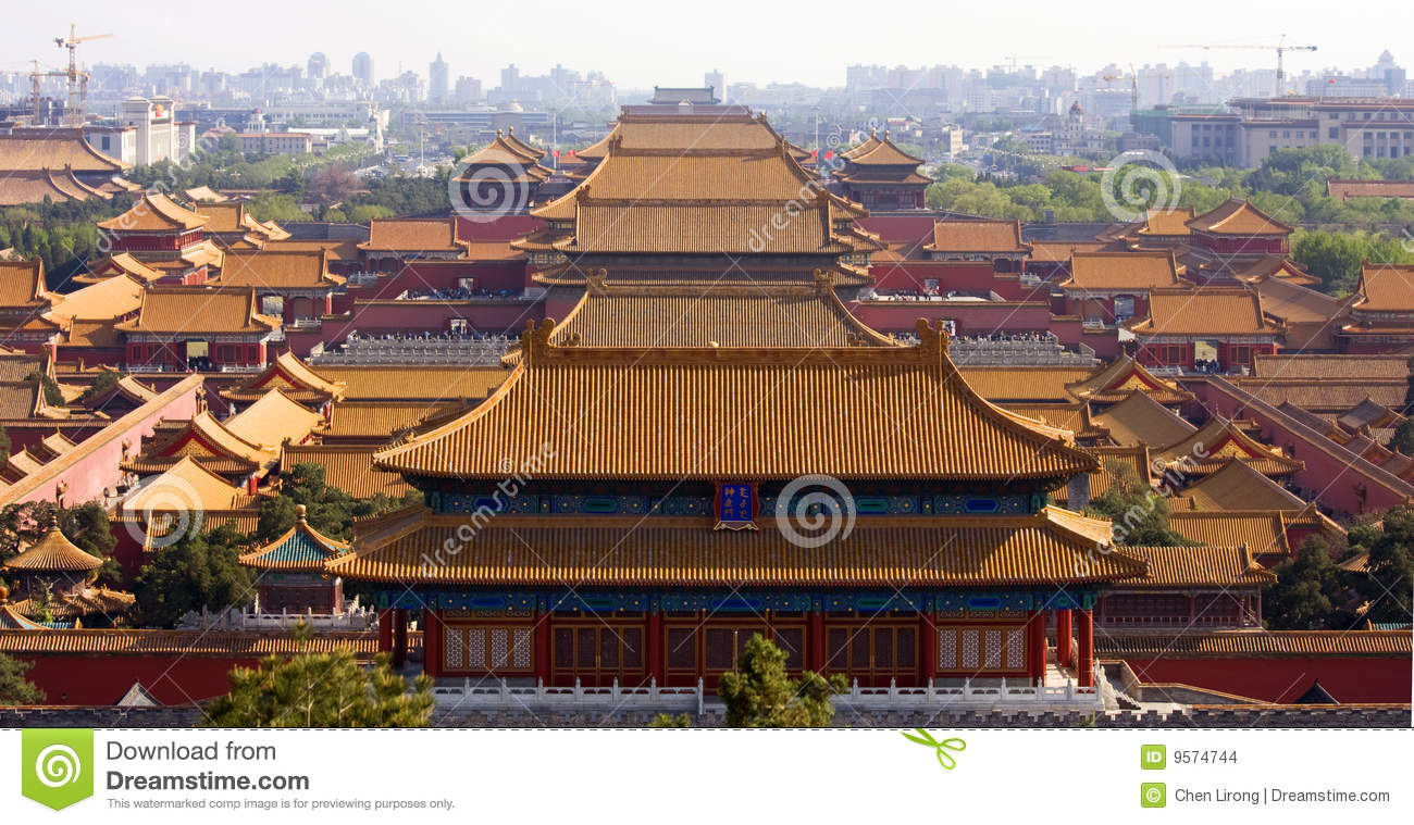 Forbidden City, Emperor s Palace, Beijing, China