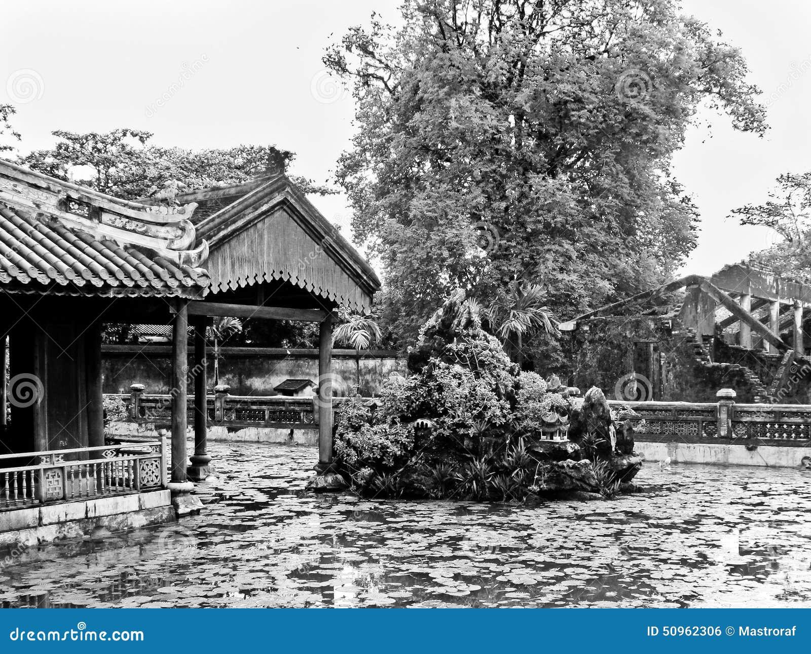Forbidden city of Hue