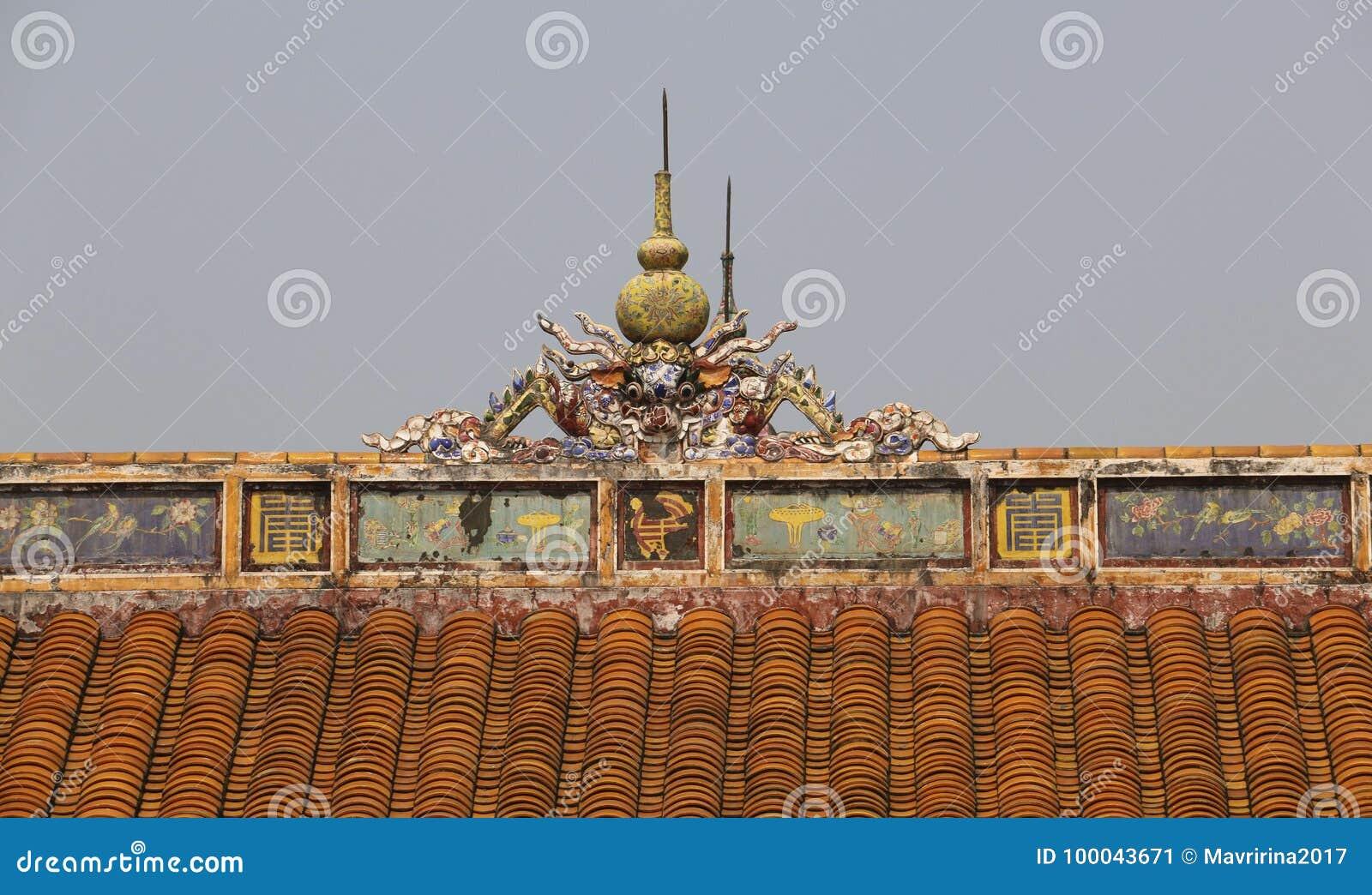 Forbidden City ton, Vietnam askfat