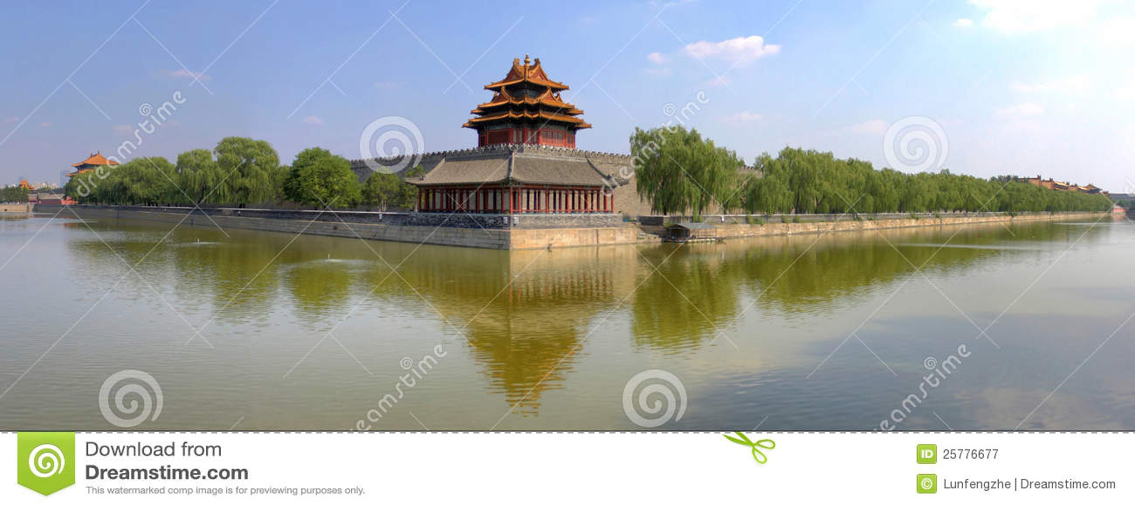 Download Forbidden City, Turret, Beijing, China Stock Image - Image of history, emperor: 25776677