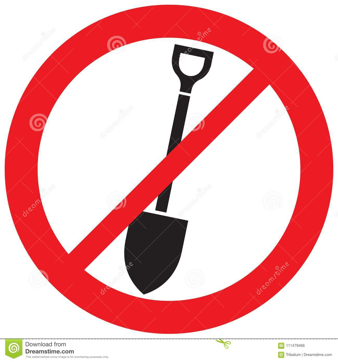 5228a243b4b42 Forbidden Sign With Slippers Stock Vector - Illustration of prohibit ...