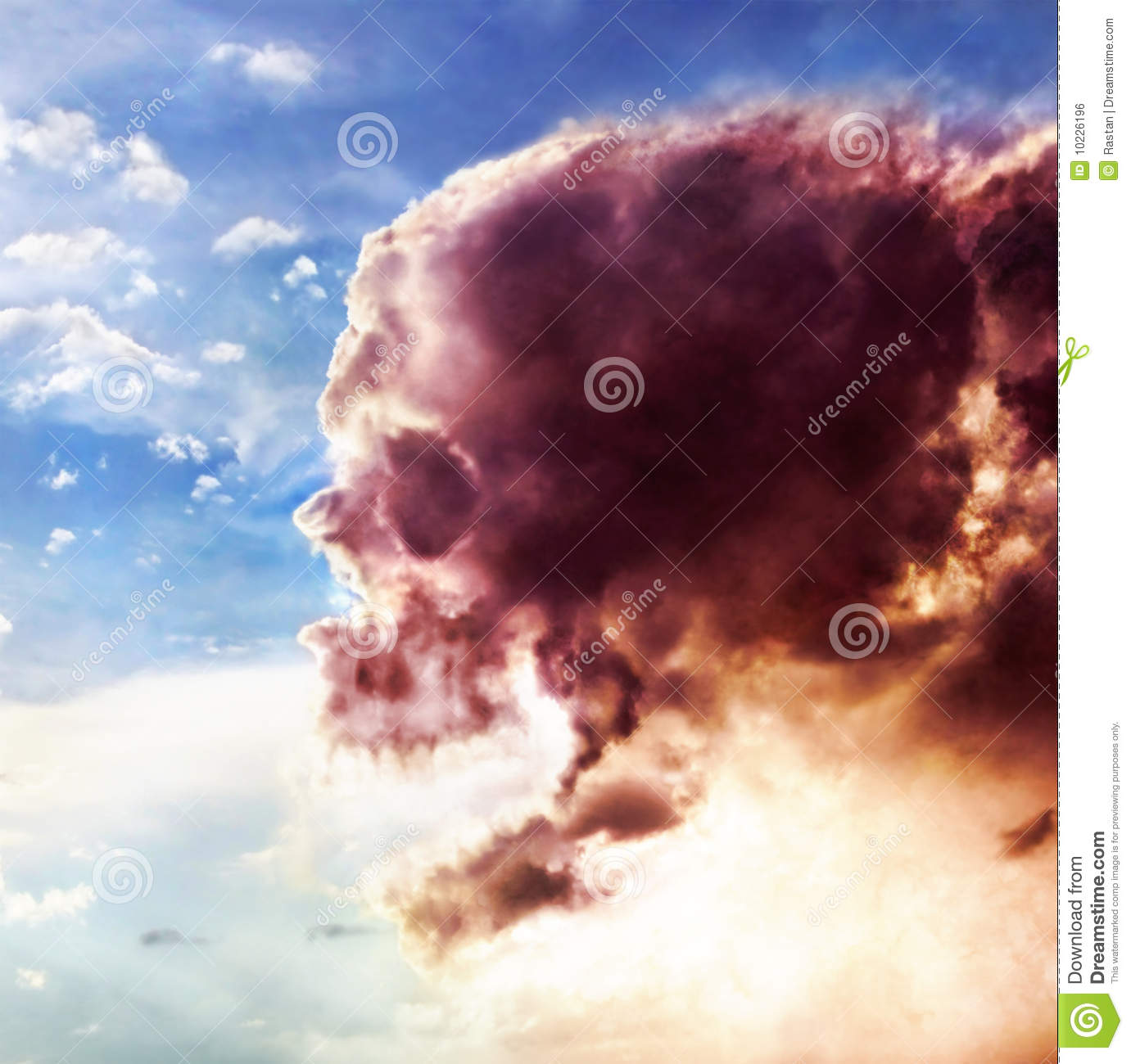 Forces Of Evil Royalty Free Stock Image Image 10226196