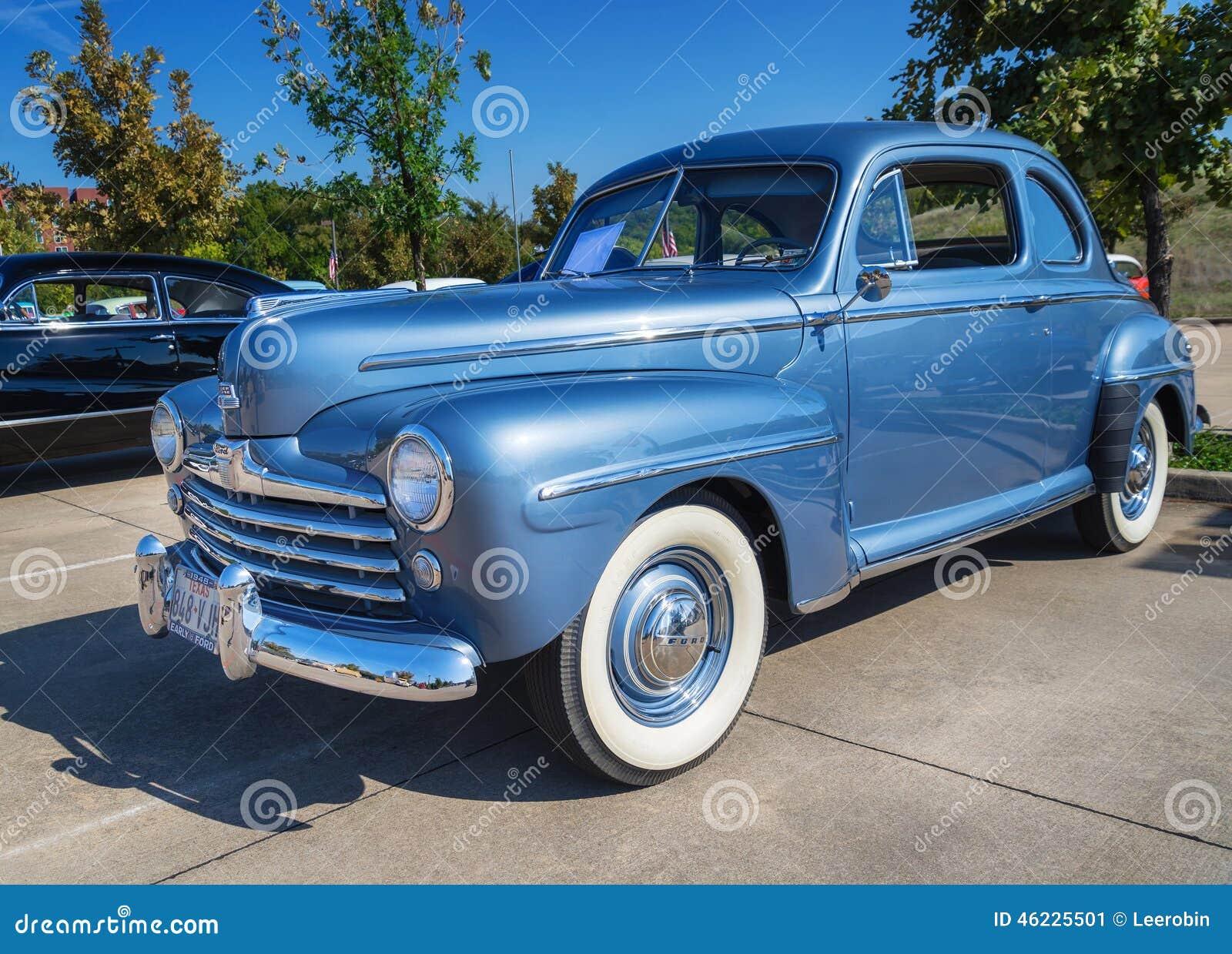 1948 Ford έξοχο λουξ Coupe