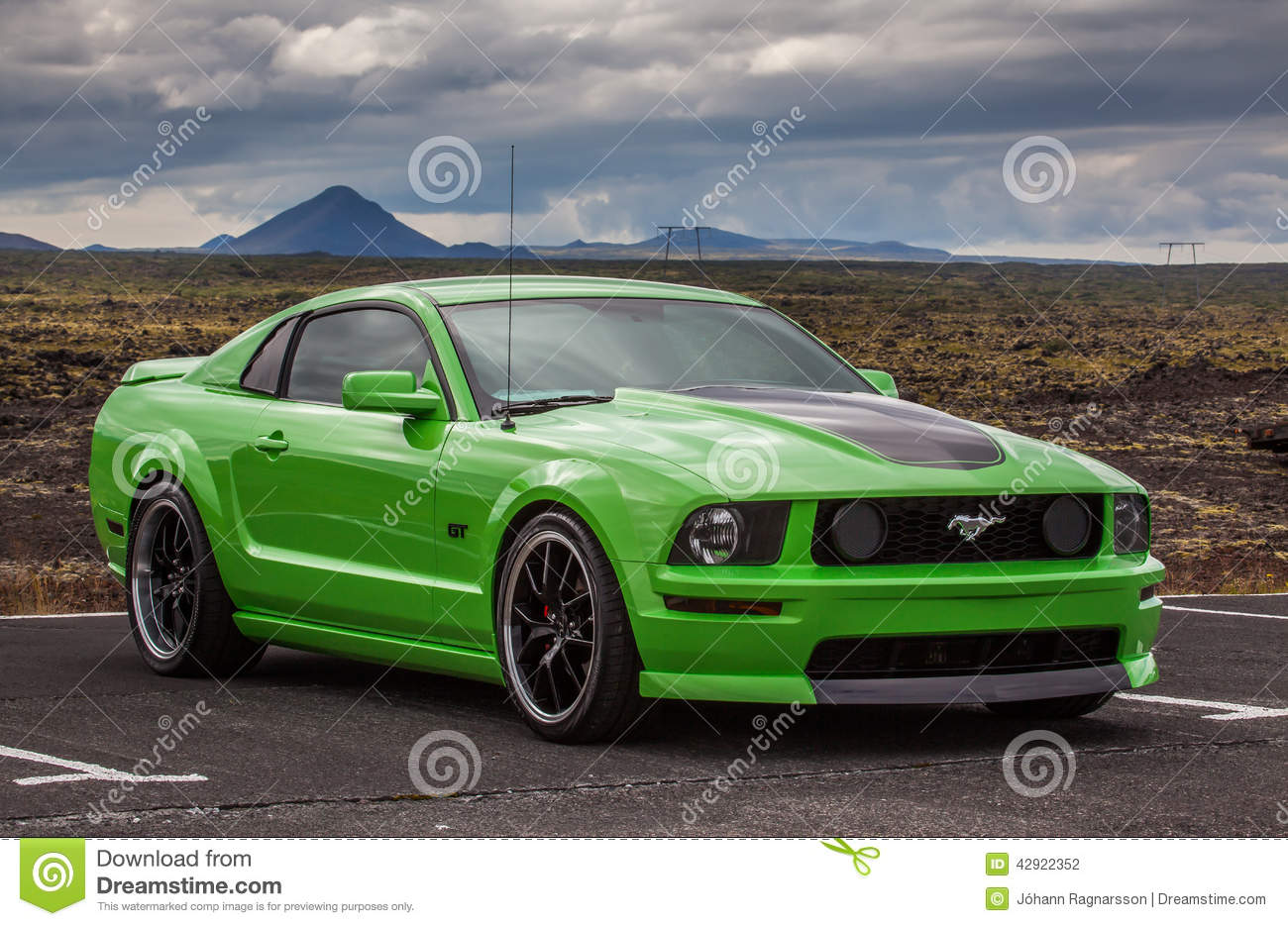 Ford Мustang 2006 GT