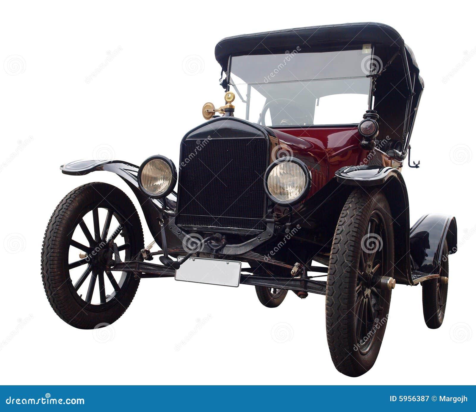 Ford 1918 T modèle