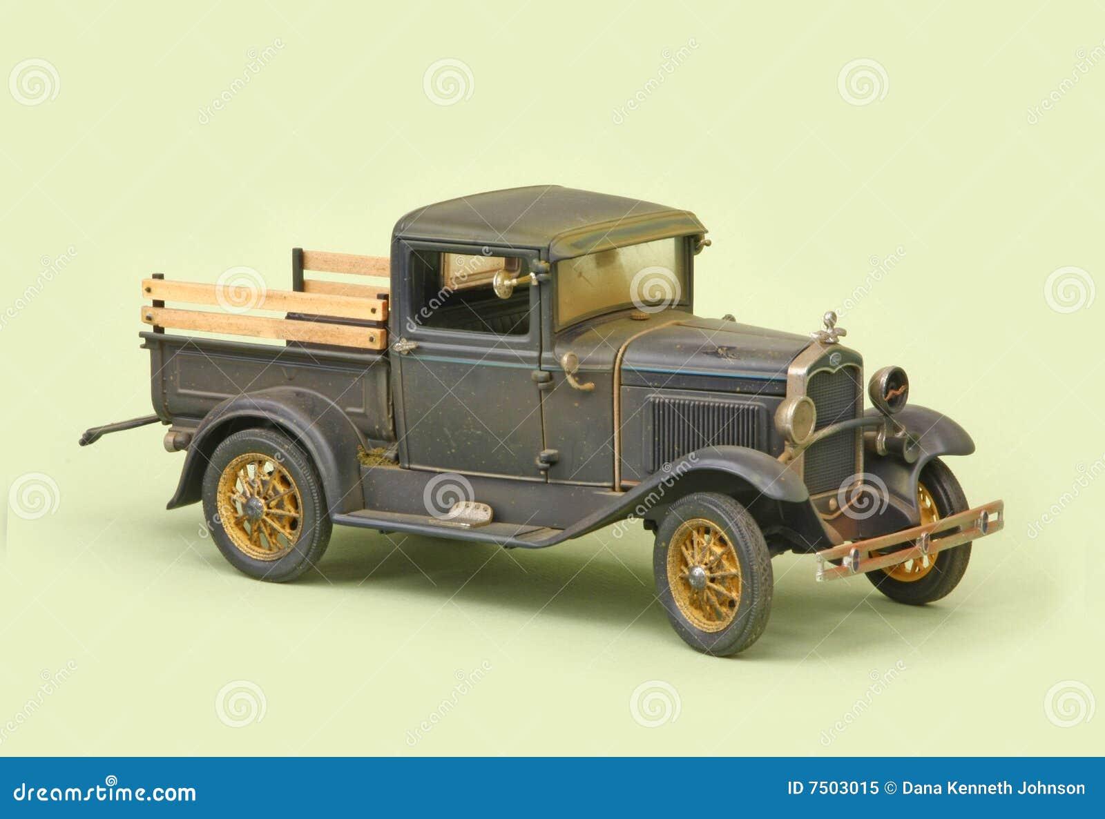 Ford 1931 Junkyard Pickup stock image. Image of classic - 7503015
