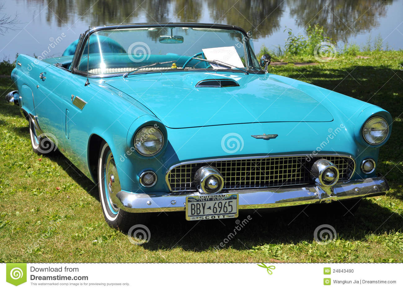 Ford 1956 Thunderbird