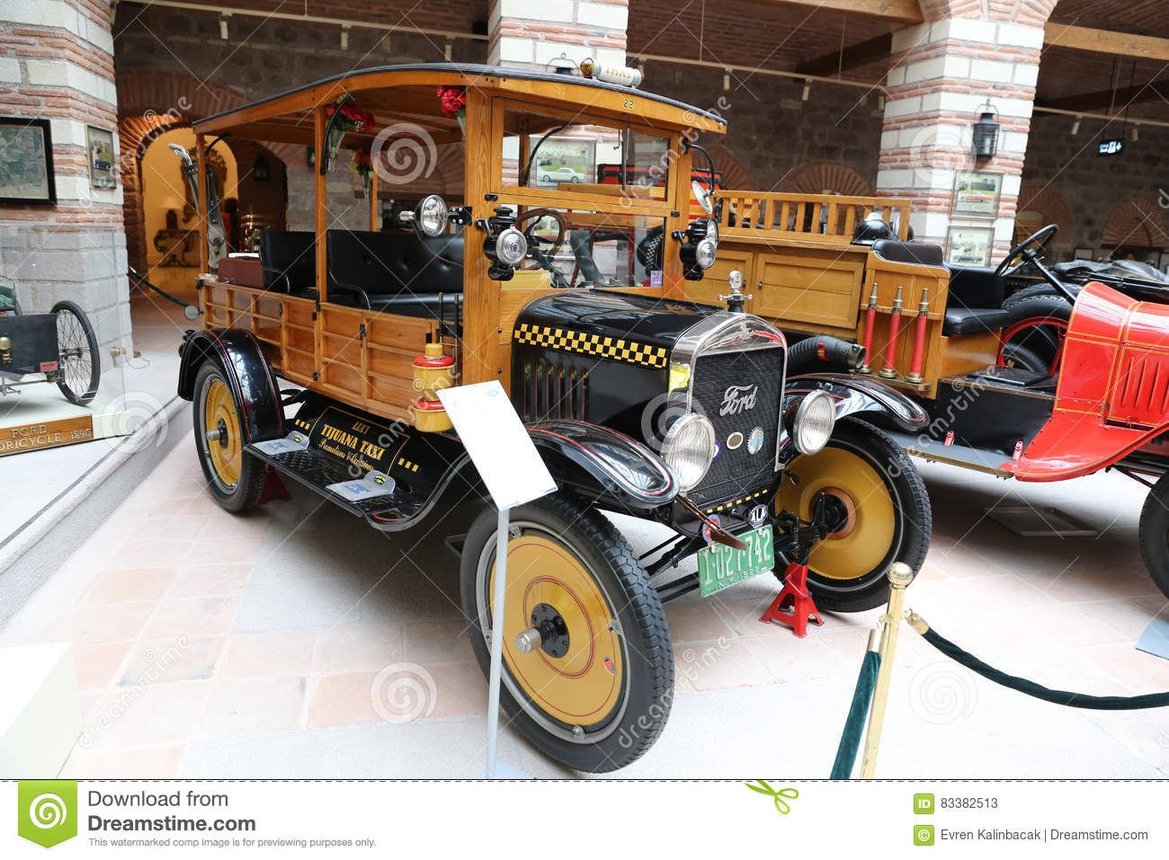 ankara car ... & 1922 Ford Car Editorial Stock Photo - Image: 83382513 markmcfarlin.com
