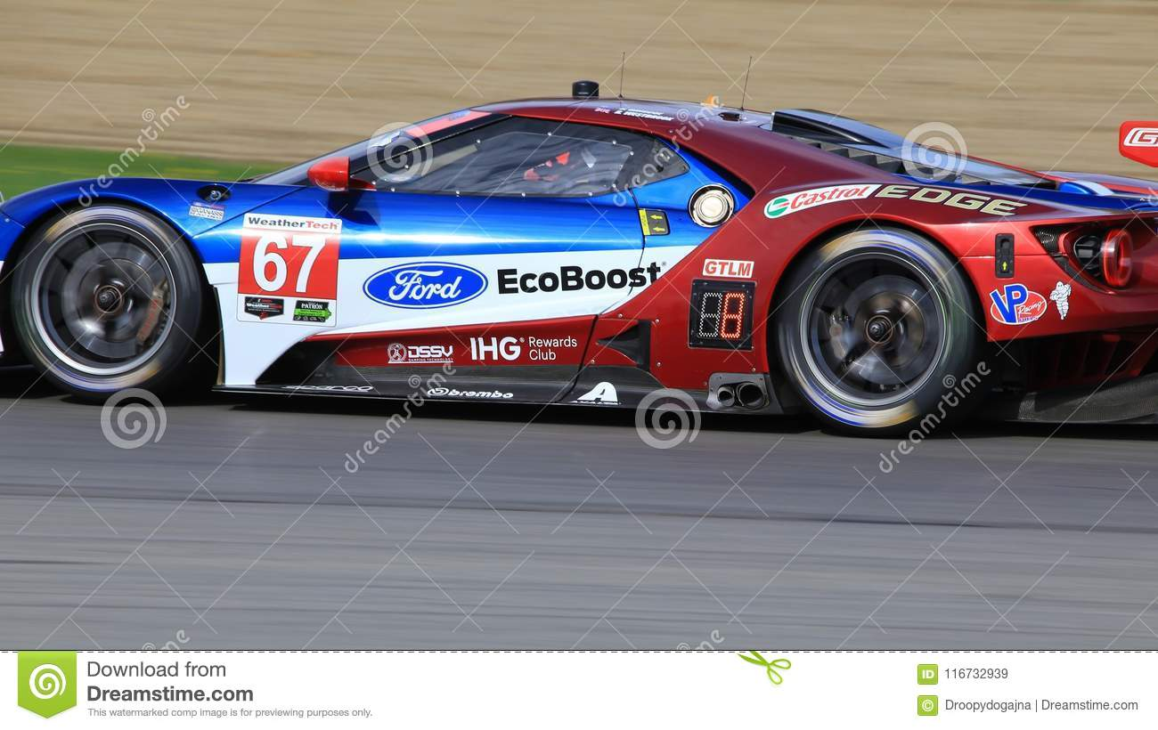Pro Ford Gt Racing