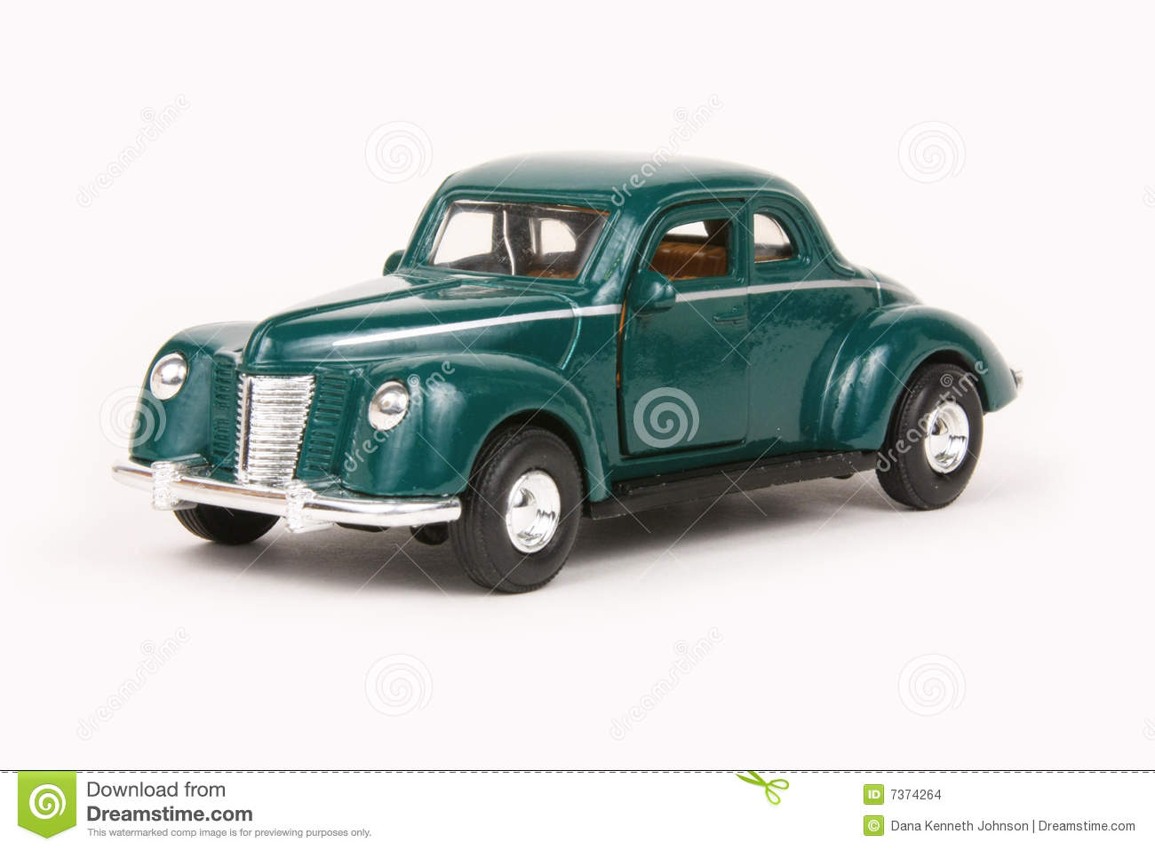 1940 ford coupe tootsietoy hard body 1 32 scale diecast car left