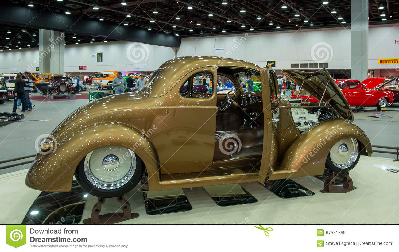Ford Deluxe 1937