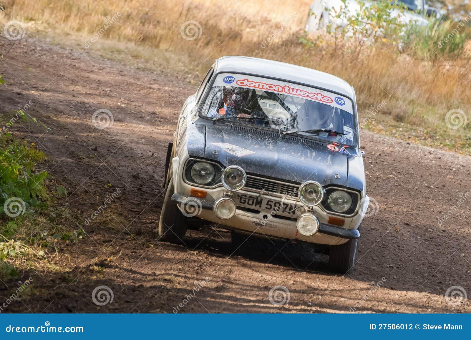 Ford Escort Мексика