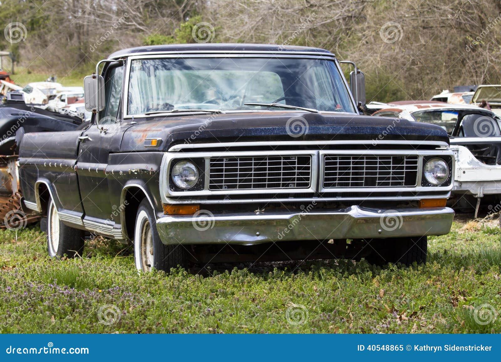 1970 Ford F-150 furgonetka