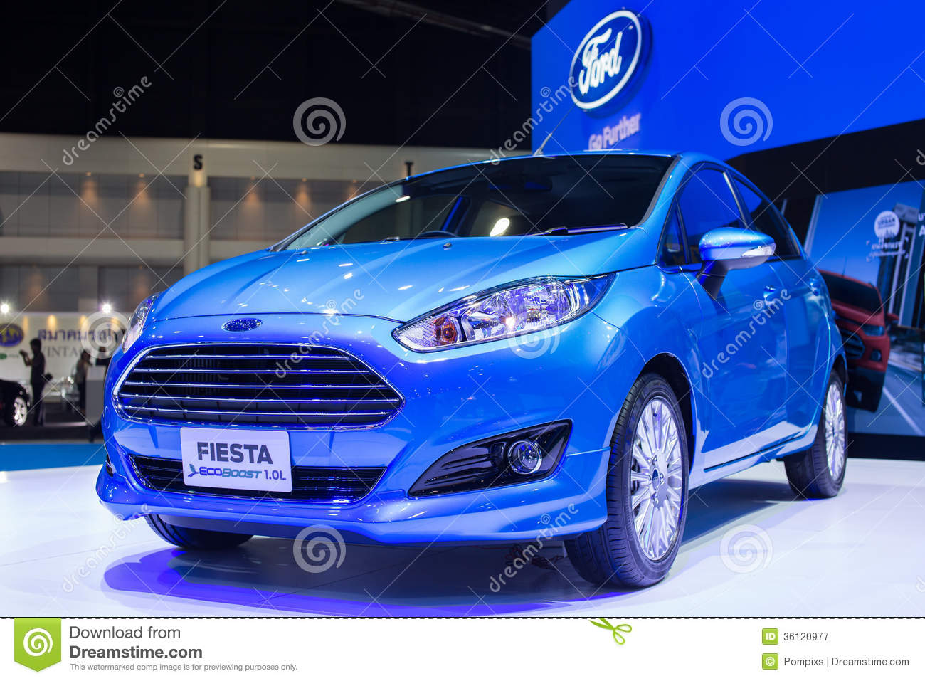 Ford Eco Car Thailand