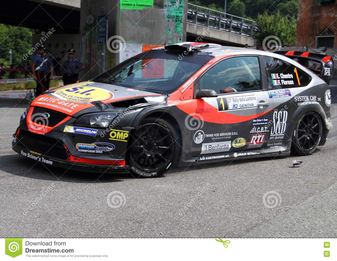 Ford Focus Wrc Editorial Stock Photo Image Of Power 72459093