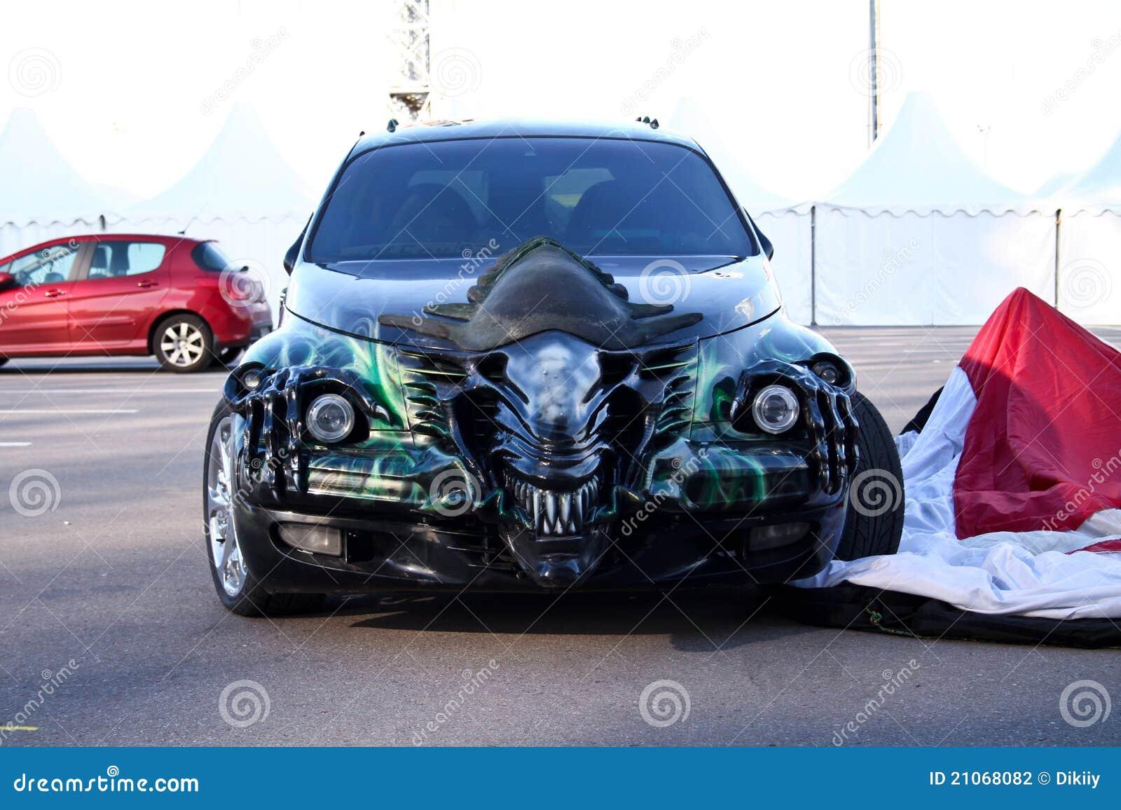 тюнинг форд фьюжн своими руками #11