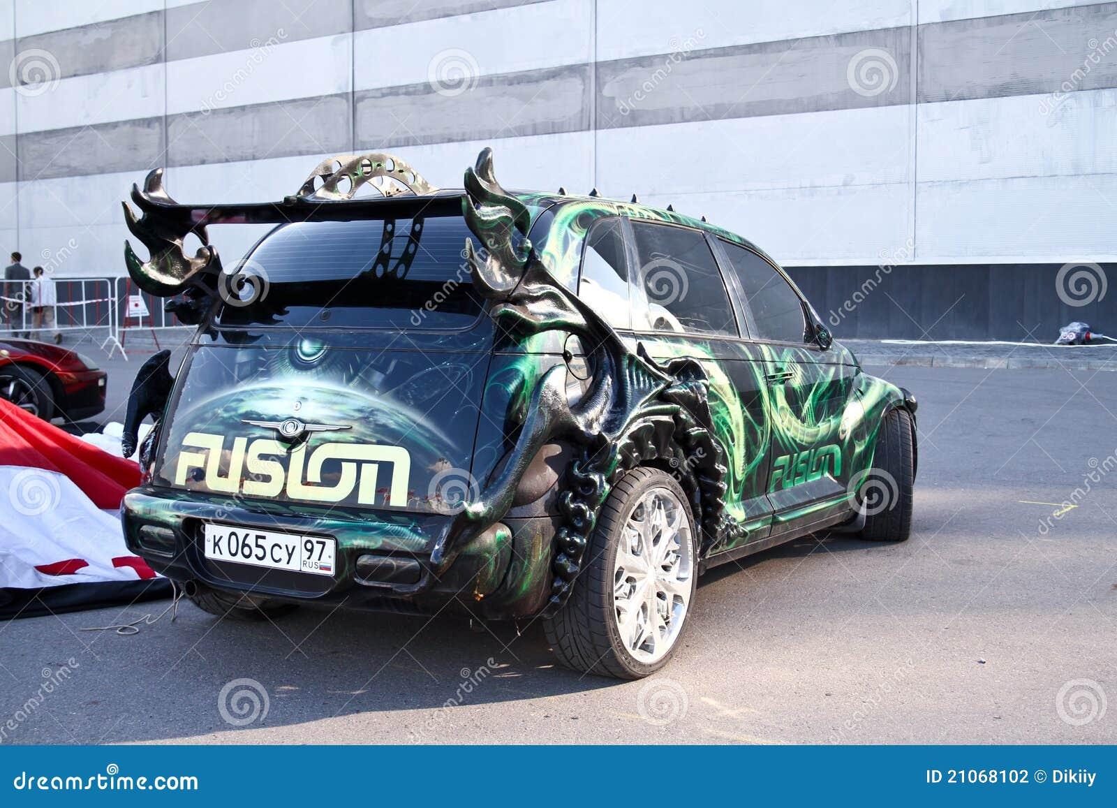 Тюнинг форд фьюжен фото