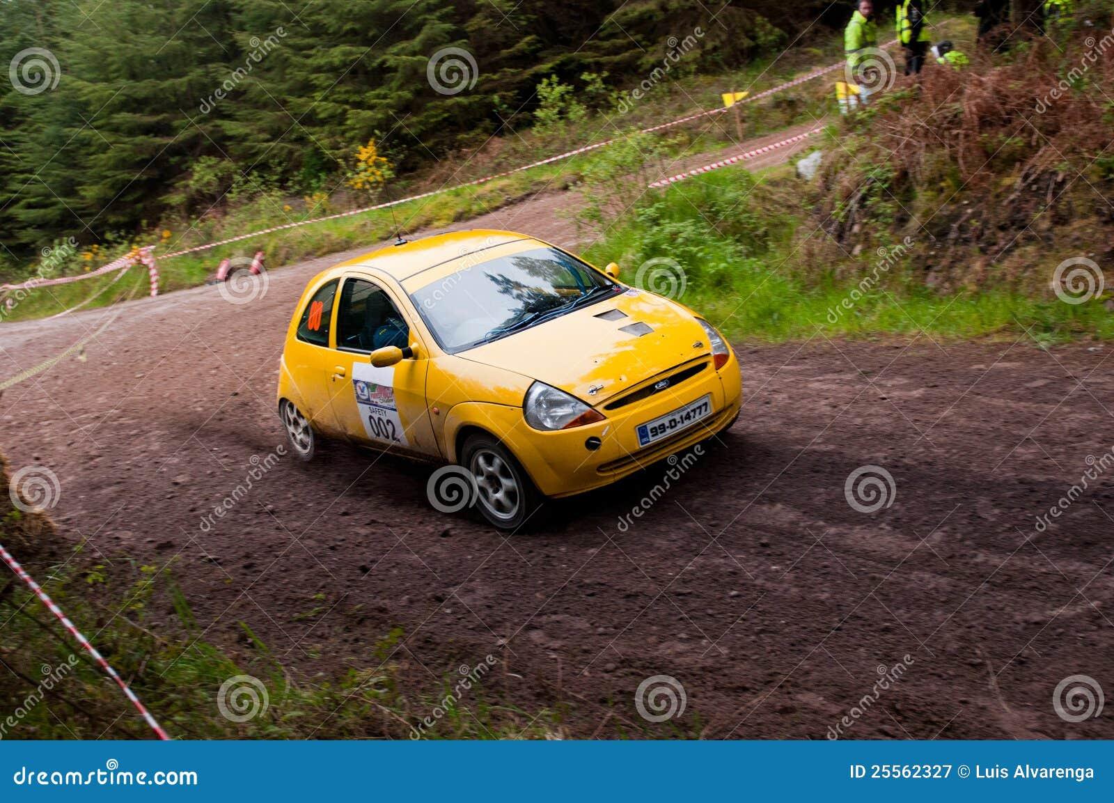 Ford Ka Rally