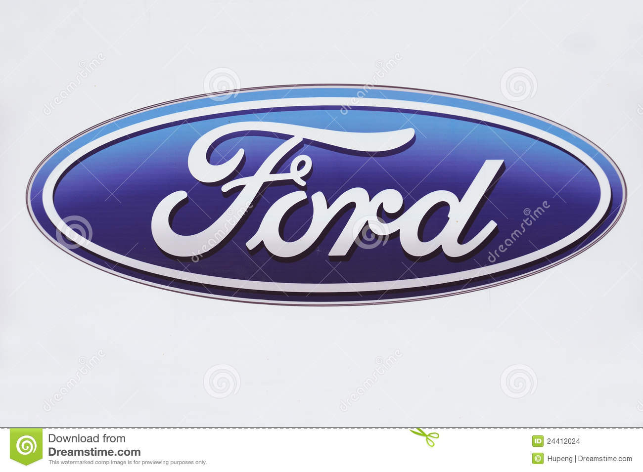 Ford logo editorial stock image image of label auto 24412024 download comp voltagebd Gallery