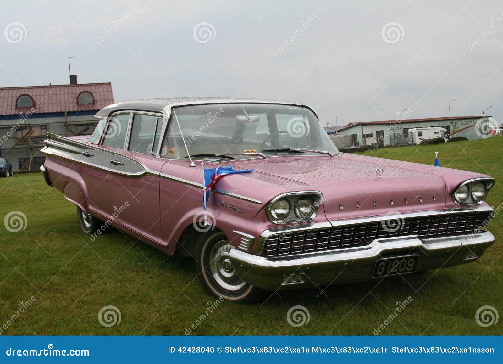 Ford Mercury 1958