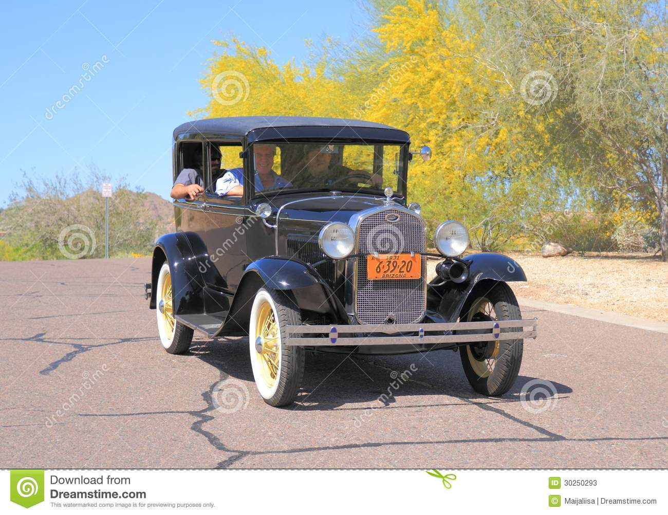 Usa antique car 1931 ford model a editorial stock photo for Ford motor company credit card