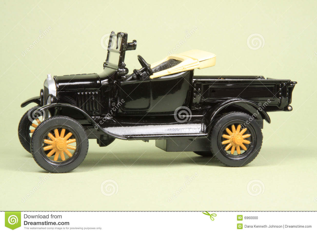 Ford Model T 1920 Pickup Stock Photo Image Of 1920 Diecast 6960000