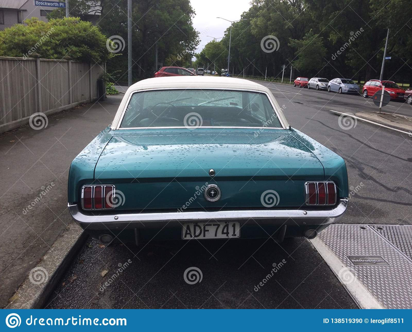 Ford Mustang 1965年