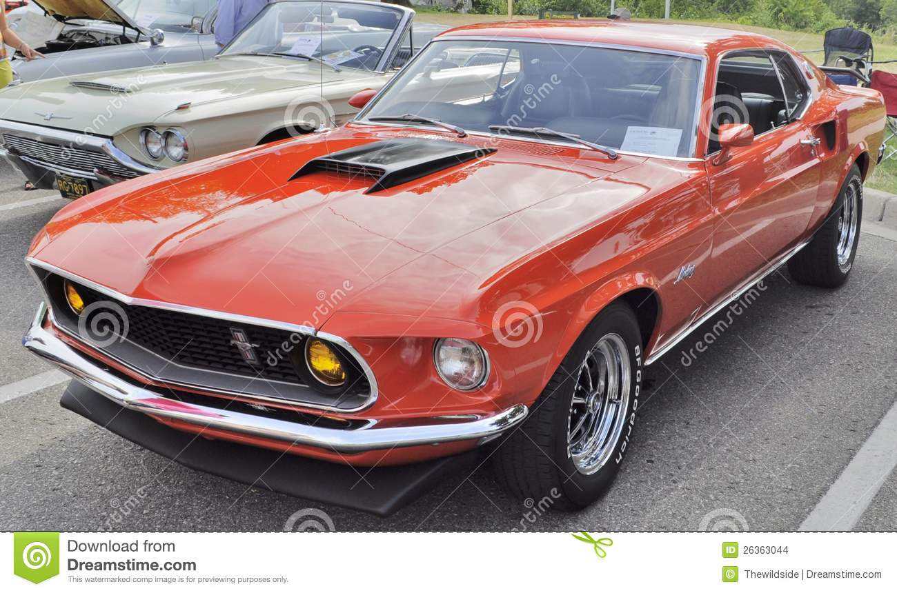 Ford-Mustang 1969